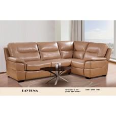 Stūra dīvāns-gulta Daytona