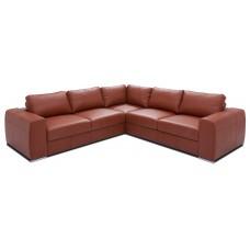 Ādas dīvāns 204