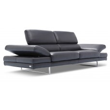 Ādas dīvāns 205