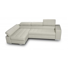 Ādas dīvāns 208