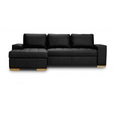 Ādas dīvāns 215