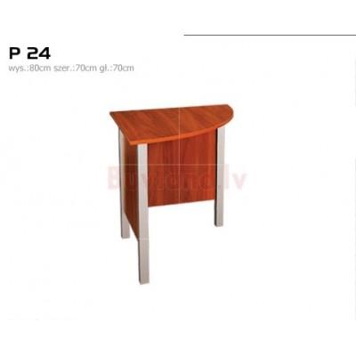 Detaļa stūra galda veidošanai
