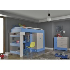 Bērnu istaba Komi