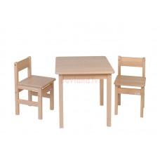 Troll galdiņš ar krēsliņiem