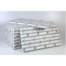 Trol fiber block matracis 120x60 ar krāsainu pārvalku