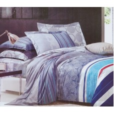 Bamboo bedding - Stripe (160X200)