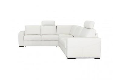 Izvelkams stūra dīvāns ar veļas kasti