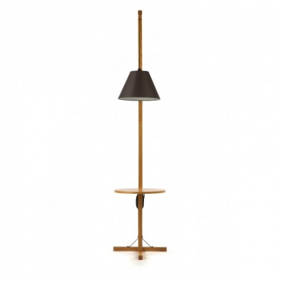 Grīdas lampa Table Black