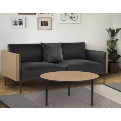 Apaļš kafijas galds Arty Triangle